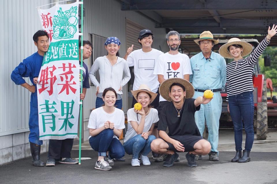 「日本一のマルシェを福岡につくる!」 ウェブサイト、公開!!!!!