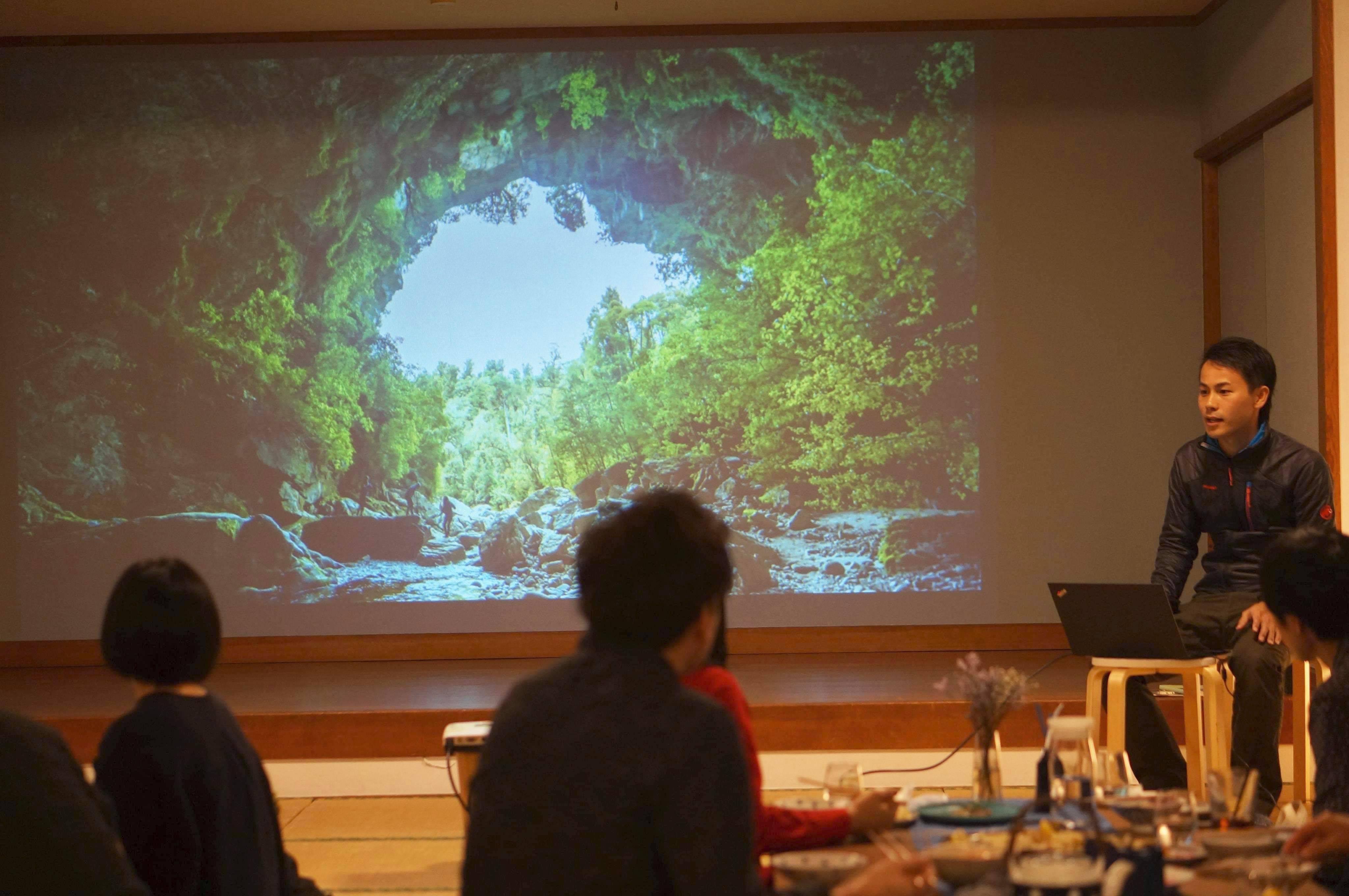 【ニュージーランド写真展】富松 卓哉さん主催のイベントがZABaNで開催されました。