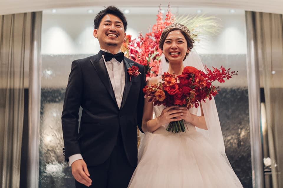 2019/3/3 結婚式。